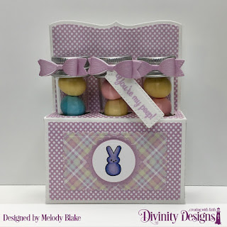 Divinity Designs Stamp Sets: Test Tube Treat Stamps, Treat Tag Sentiments 3, Custom Dies: Test Tube Trio, Circles, Scalloped Circles, Scalloped Rectangles, Paper Collection: Pastel, Small Test Tubes