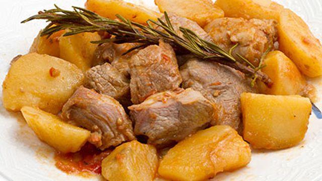 لحم بالفرن,لحم بالفرن  مع بطاطس, وصفات, وصفات تحظير الطعام, وصفات الطبخ,