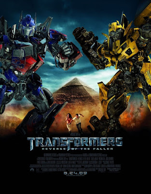 Transformers Revenge of the Fallen [2009] [DVD R1] [Latino]