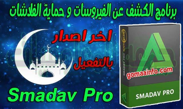 تحميل برنامج الكشف عن الفيروسات و حماية الفلاشات | Smadav Pro 2020 13.8.0
