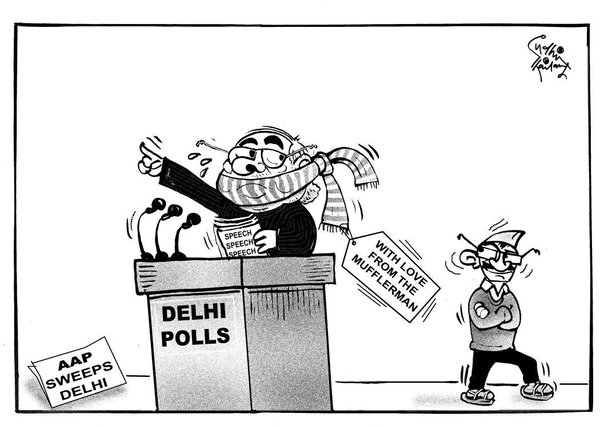 sudhir-tailang-cartoon-modi