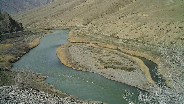 Ereván confirma que contamina el rio Arax