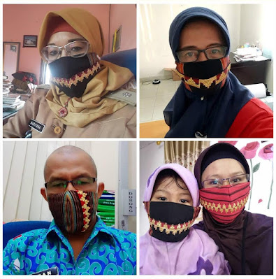 Masker Tapis Lampung