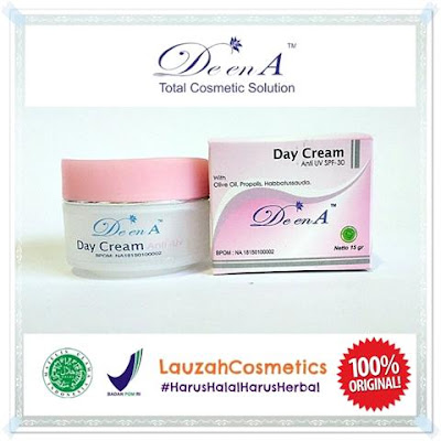 Day Cream DeenA Total Cosmetic Solution