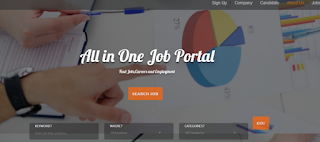ONLINE JOB PORTAL SYSTEM USING PHP