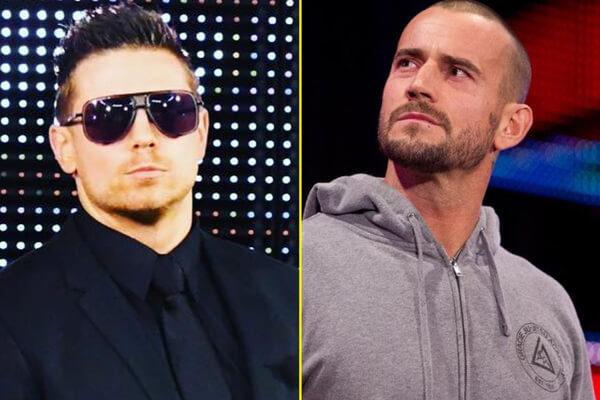 بسبب تغريدة أساء فيها ل ذا ميز مجددا تتوتر العلاقة بين سي ام بانك و WWE