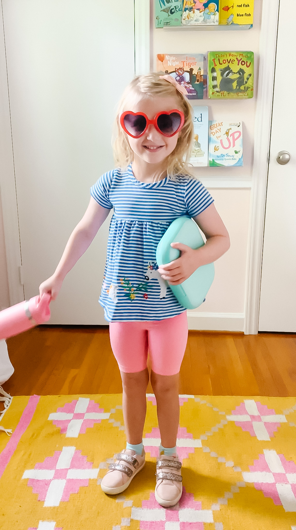 Amazon Back to School Basics for Little Girls