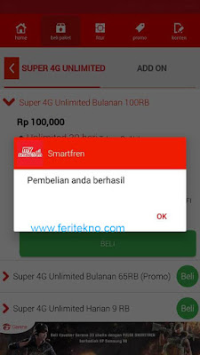 beli paket unlimited smartfren 5