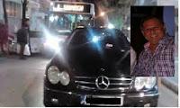 «Σήκωσαν» τα πάντα από το αυτοκίνητο του πατρινού πνευμονολόγου Διονύση Παπαλεξάτου