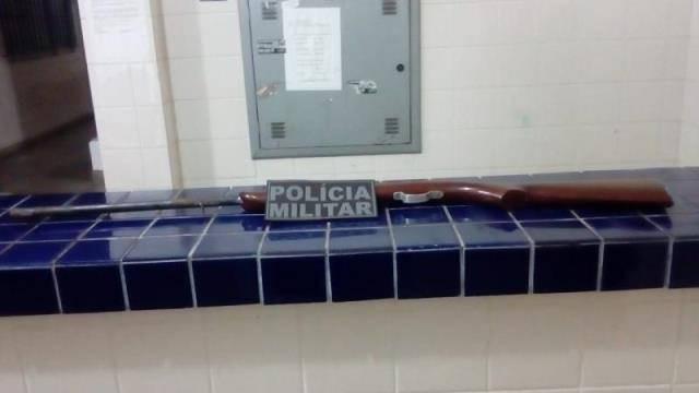 Homem é detido acusado de tentativa de homicídio, em Barra da Estiva