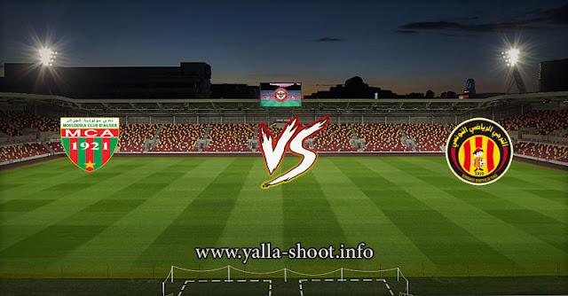 نتيجة مباراة الترجي ومولودية الجزائر اليوم السبت 10-4-2021 يلا شوت الجديد في دوري أبطال أفريقيا