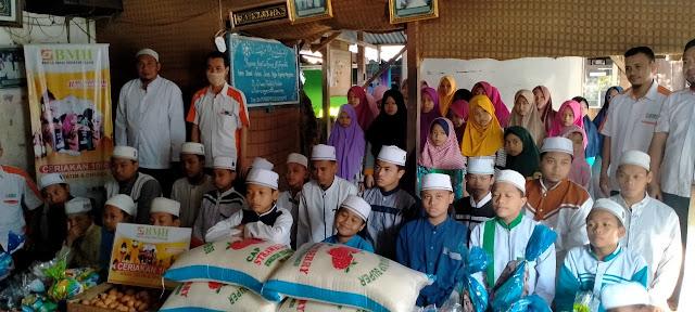 BMH Gelar Muharram Total Kebaikan Serentak 10 Kota di Jawa Tengah