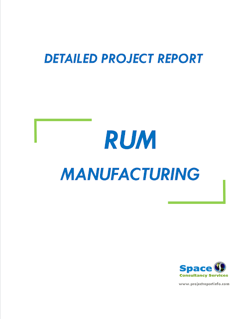 Project Report on Rum Manufacturing