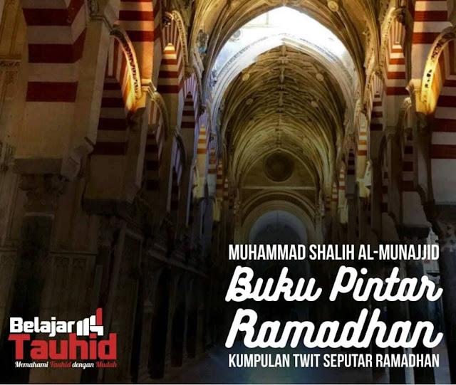 Download Buku Pintar Ramadhan 1440 H