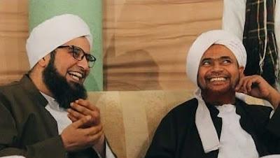 Habib ali al Jufri dan Habib umar bin Hafidz