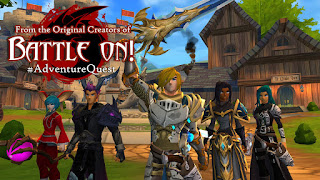 AdventureQuest 3D Apk Mod v1.5.6 (Unlimited gold)