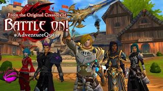 AdventureQuest 3D Mod Apk v1.5.6 (Unlimited gold)