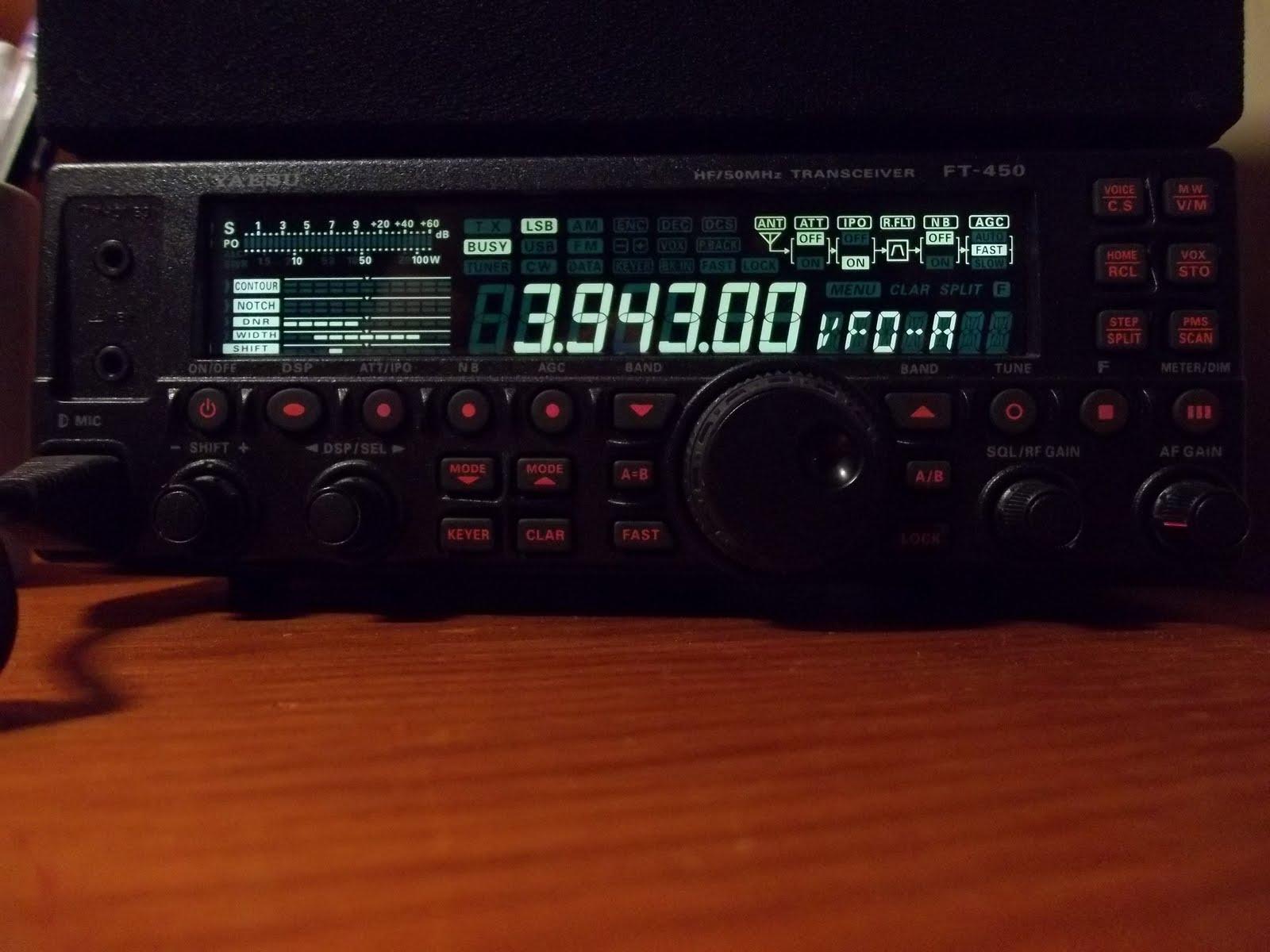 "Amateur Radio Station Wb4omm: Amateur Radio Station WD9N: The ""New"" Station Rig"