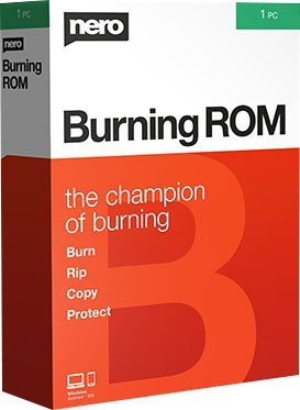 Nero Burning ROM 2020 v22.0.1010 poster box cover