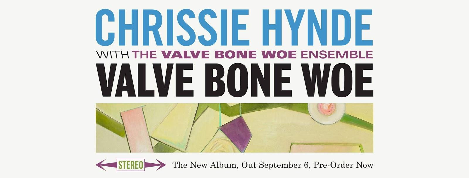 Chrissie Hynde new album