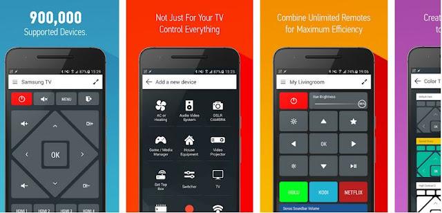 Cara Membuat Remote dari Android dengan Aplikasi Smart IR Remote