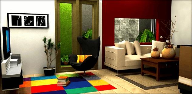 interior design murah, desain interior apartemen murah, paket desain interior rumah