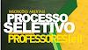 Processo seletivo para Professor de Educação Básica I e II. Salário até R$ 3410,82