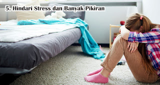 Hindari Stress dan Banyak Pikiran saat berpuasa selama pandemi COVID-19