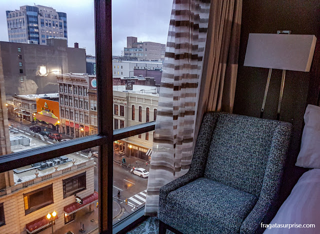 Apartamento do hotel Holiday Inn Memphis Downtown