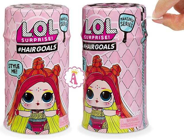 Новинка L.O.L. Surprise #Hairgoals Wave 2: новые волосатые куклы Лол Сюрприз в продаже