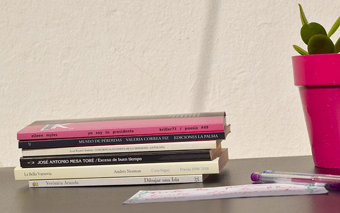 Selección de lecturas para el Día Internacional de la Poesía
