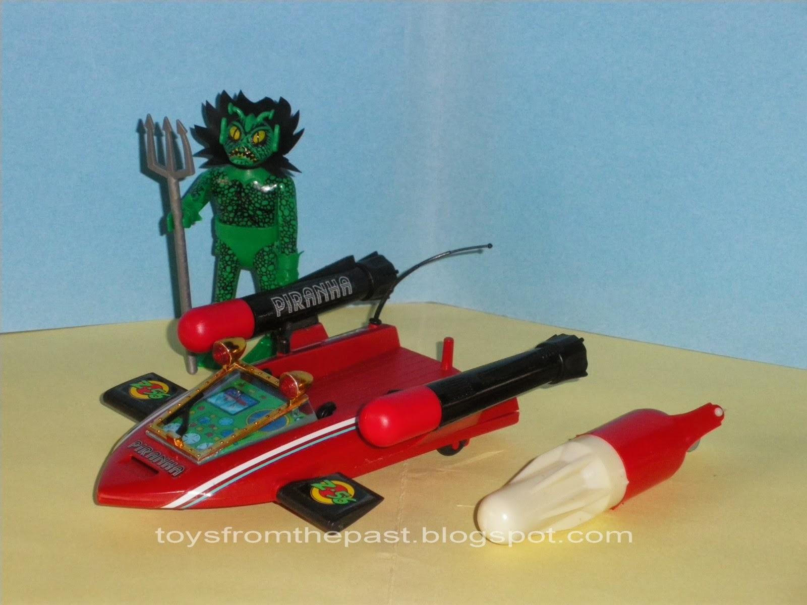 Toys from the Past 333 AIRGAM COMICS  SUPERDIABOLICS