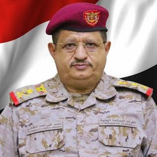نجاة وزير الدفاع اليمني من محاولة إغتيال