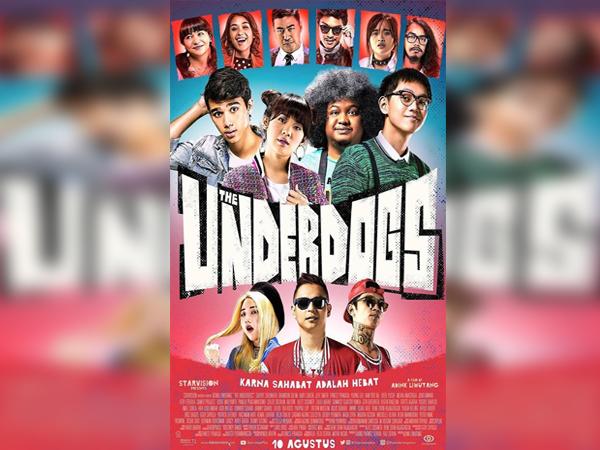 Sinopsis Film The Underdogs (2017), Lihat Sinopsis, detail, tanggal tayang, rilis, bahasa, pemain, sutradara, genre, negara, pemain, dan nonton trailer