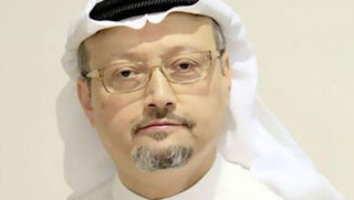 جمال خاشقجي….. الصحفي الذي دخل التاريخ بالمنشار