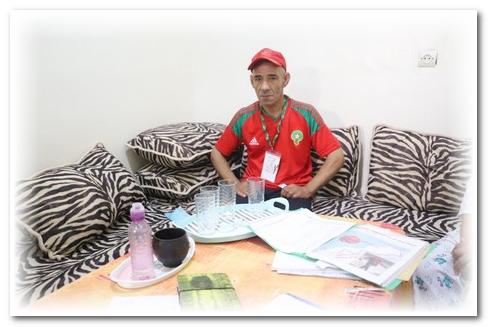 المعاناة تعصف بأحلام رحالة مغربي ستيني جاب البلاد في 5 أشهر