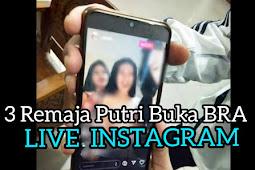 3 Remaja Putri Buka BRA Live