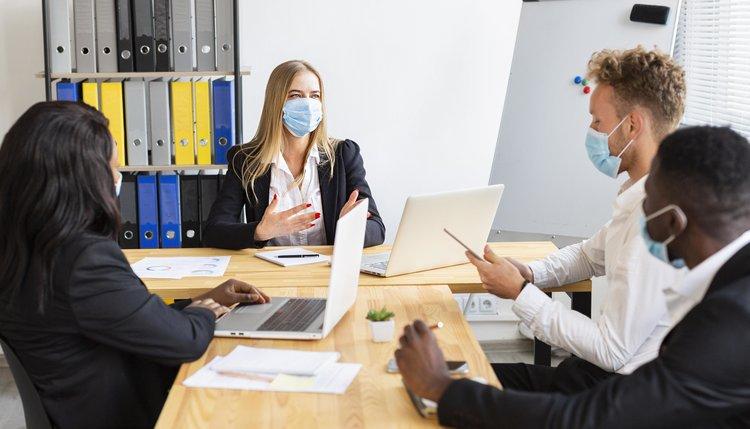 Efecto Coronavirus, las inmobiliarias prevén cambios en el mercado de oficinas