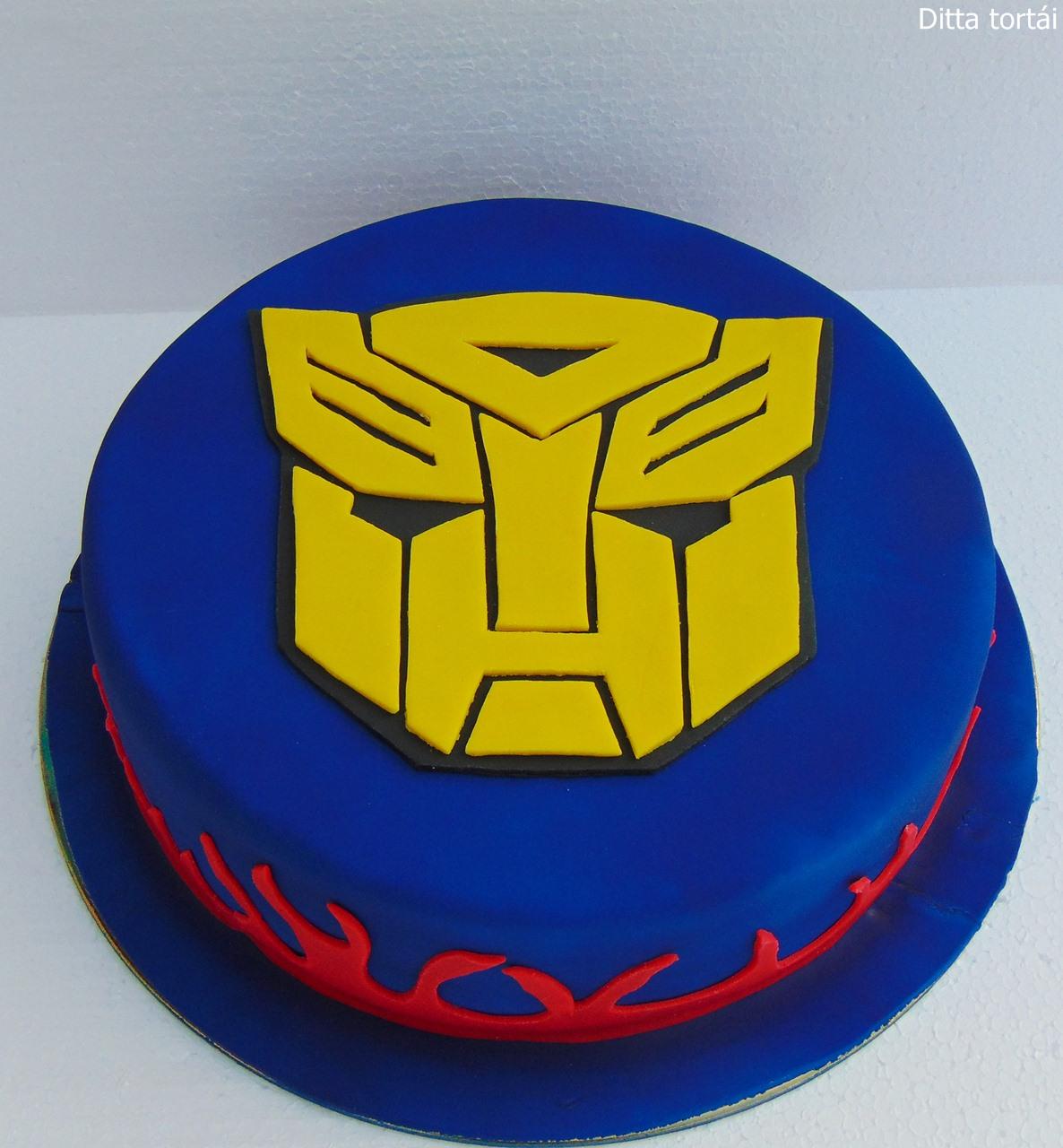 transformers torta képek Transformers torta   GasztroBlogok.hu transformers torta képek