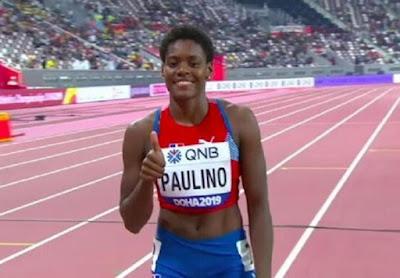 #MarileidyPaulino se clasifica a las semifinales de atletismo en 400 metros planos   @EntreJerez