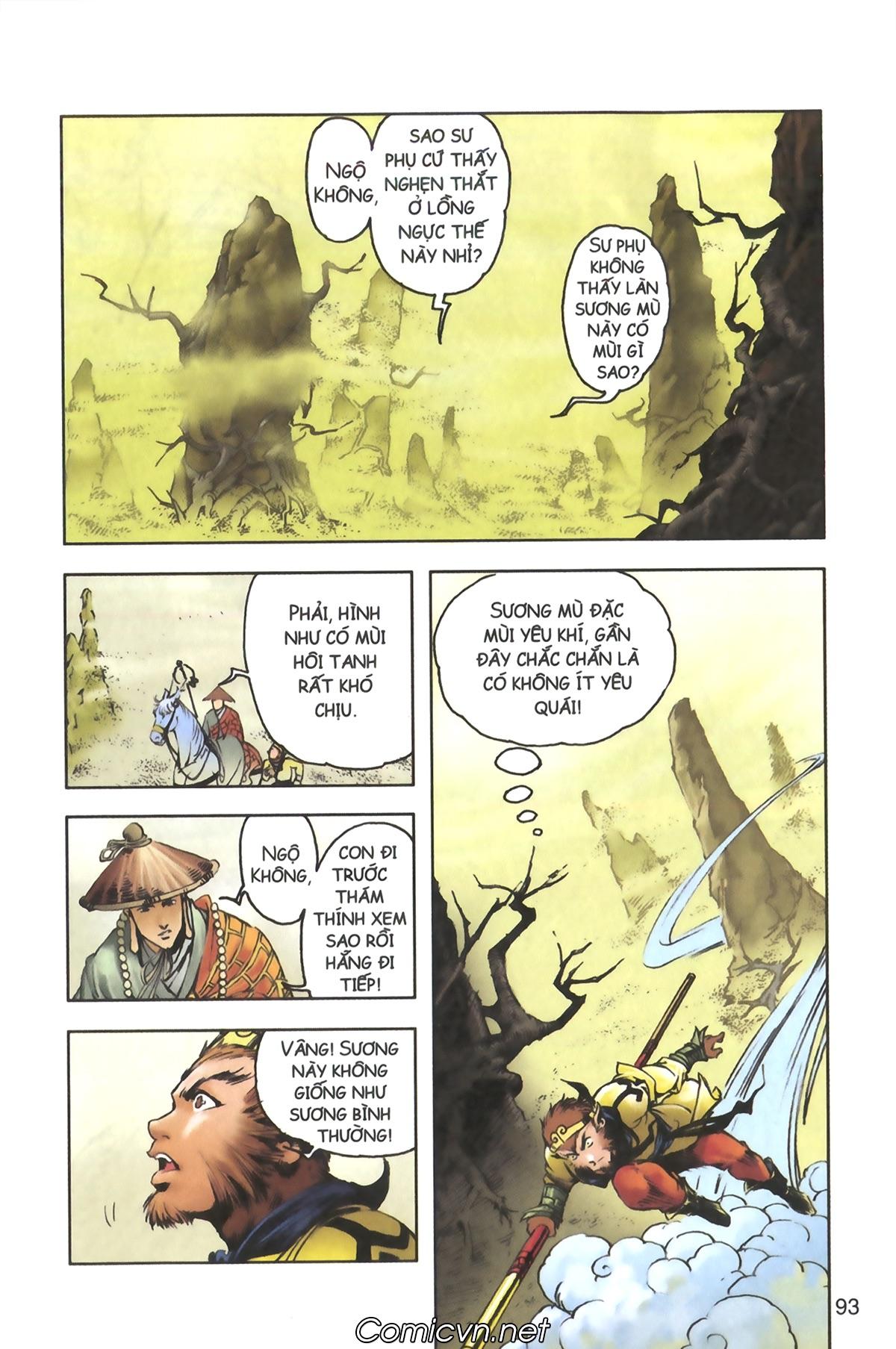 Tây Du Ký màu - Chapter 117 - Pic 3