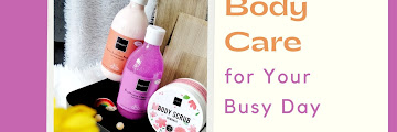 Simple Steps from Scarlett Body Care for Your Busy Day