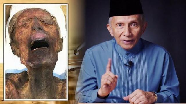 FP1 Dibubarkan, Amien Rais Ingatkan Jokowi soal Kebiadaban Firaun