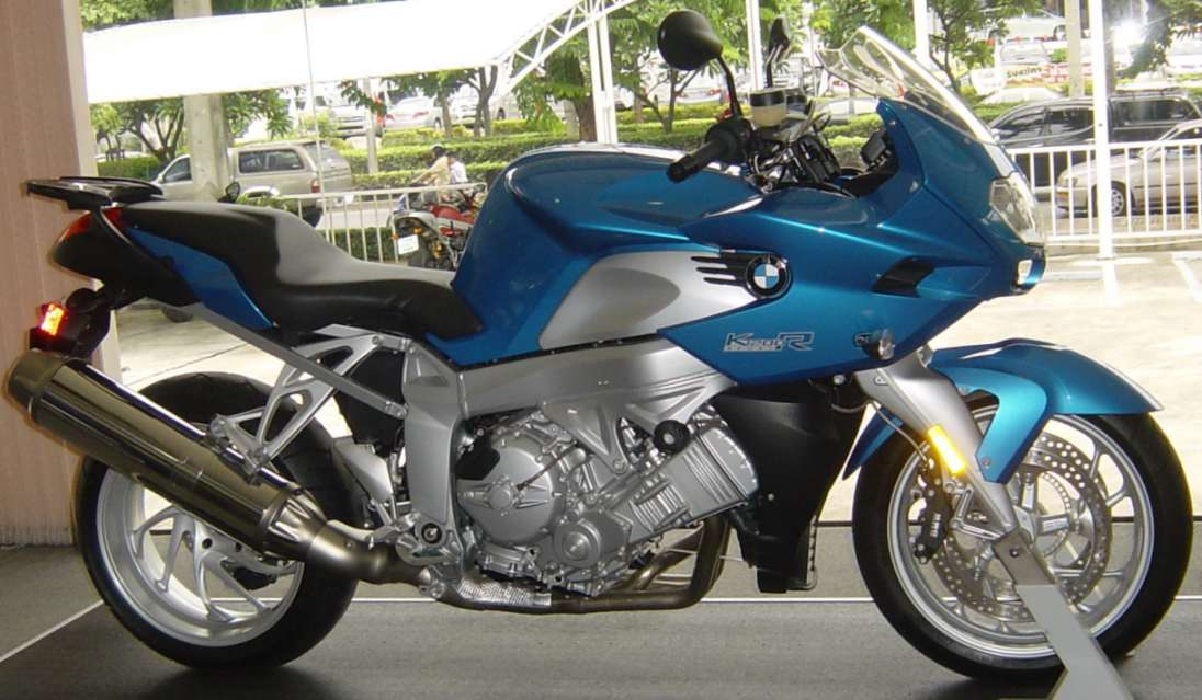 Bikes World Bmw K1200r Sport