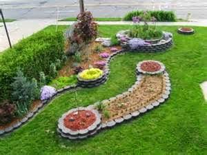 Taman depan Rumah Minimalis terbaru
