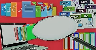 البحث عن جميع انواع الملفات داخل حاسوبك باحترافية بدون برامج