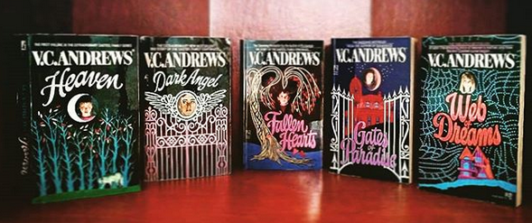 Casteel Family Book Series - VC Andrews