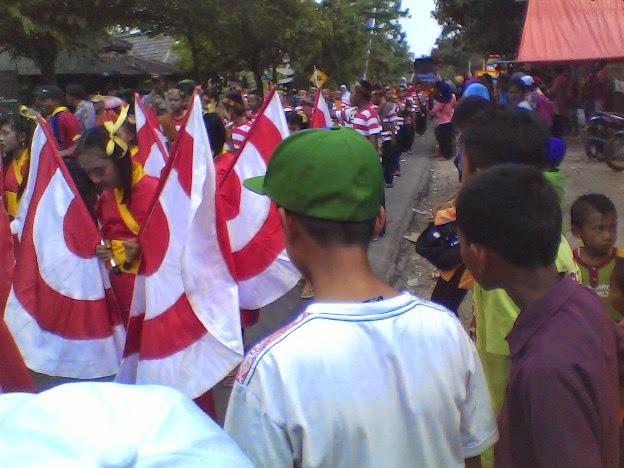 Foto SD Negeri Mulyoagung 1 Festival Karnaval Tuban