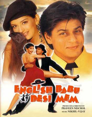 English Babu Desi Mem 1996 Hindi 720p WEBRip 1.4GB