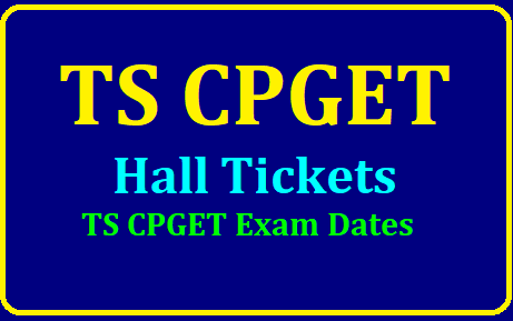 TS CPGET Hall Tickets 2019 download from tscget.com Exams starts from July 08 2019/07//ts-cpget-hall-tickets-ts-common-pg-entrance-test-hall-tickets-and-exam-dates.html